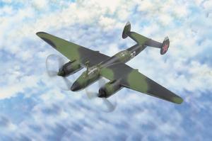 Ту-2 фронтовой бомбардировщик - 80298 Hobby Boss 1:72