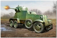 БА-3 средний бронеавтомобиль - 83838 Hobby Boss 1:35