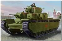 Т-35 многобашенный тяжелый танк ранний - 83841 Hobby Boss 1:35