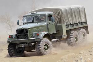 КрАЗ-255Б (KrAZ-255B) грузовик - 85506 Hobby Boss 1:35