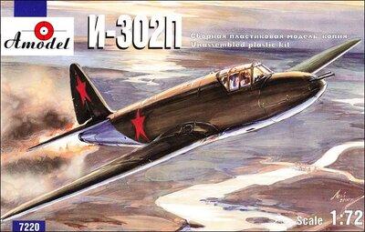 И-302П - 7220 Amodel 1:72