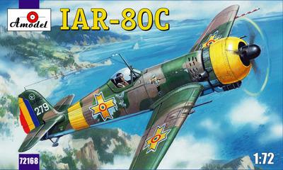 IAR-80С - 72168 Amodel 1:72