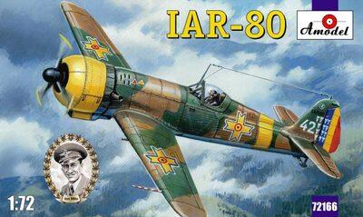 IAR-80 - 72166 Amodel 1:72