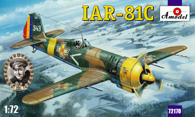 IAR-81C - 72170 Amodel 1:72