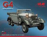 Typ G4 образца 1939 автомобиль германского руководства - 24011 ICM 1:24