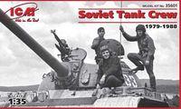 Танковый экипаж СА (ДРА 1979-1988) - 35601 ICM 1:35