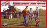 Наземный персонал ВВС Германии (1939-1945) - 48085 ICM 1:48