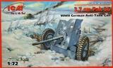 Pak 35/36 3.7 cm противотанковая пушка - 72251 ICM 1:72