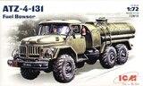Зил-131 автозаправщик - 72813 ICM 1:72