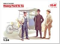 Генри Форд и Ко. 24003 ICM 1:24