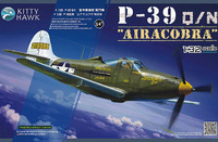 P-39Q Aircobra (Аэрокобра) истребитель - 32013 Kitty Hawk 1:32