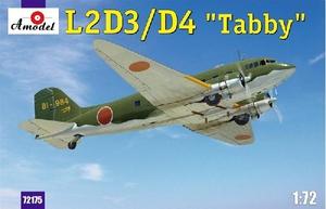 L2D3/D4 - 72175 Amodel 1:72