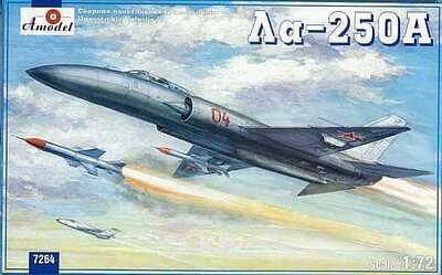 Ла-250 - 7264 Amodel 1:72
