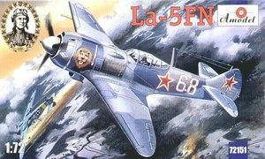 Ла-5ФН - 72151 Amodel 1:72