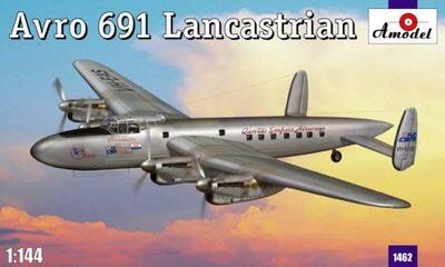Avro Lancastrian - 1462 Amodel 1:144