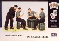 Картежники - MB3525 Master Box 1:35