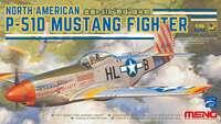 North American P-51D Mustang - LS-006 Meng 1:48