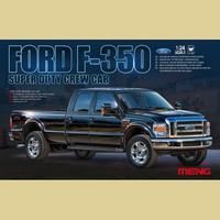 Ford F-350 Super Duty Crew Cab - CS-001 Meng 1:35