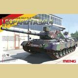 Leopard-1 A3/A4 основной танк - TS-007 Meng 1:35