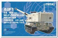 AU-F1 TA 155-мм опытная мод. самоходной гаубицы. TS-024 Meng 1:35