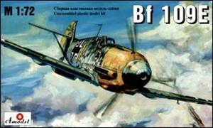 Bf.109E Messerschmitt - 7205 Amodel 1:72