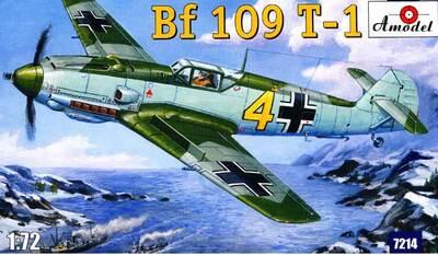 Bf.109Т-1 Messerschmitt - 7214 Amodel 1:72