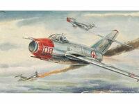 02806 МиГ-15 бис истребитель 1:48