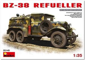 БЗ-38 топливозаправщик - 35145 MiniArt 1:35