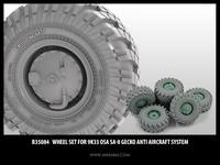 ЗРК 9К33М «Оса» набор колес. B35084 Miniarm 1:35