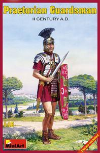 Преторианский гвардеец II век н.э. - 16006 MiniArt 1:16