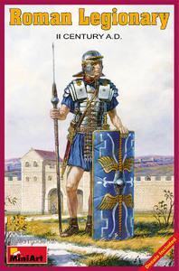 Римский легионер II век н.э. - 16007 MiniArt 1:16