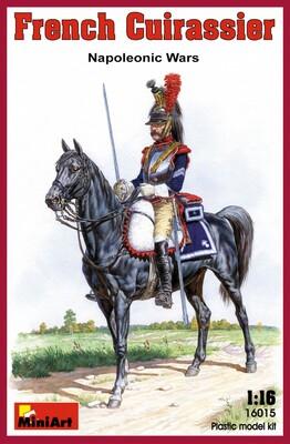 Французский кирасир Наполеоновской войны - 16015 MiniArt 1:16