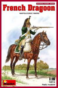 Французский драгун Наполеоновские войны - 16016 MiniArt 1:16