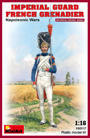 Гренадер Императорской Гвардии - 16017 MiniArt 1:16