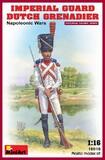 Голландский гренадёр Императорской гвардии - 16018 MiniArt 1:16
