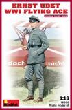 Эрнст Удет немецкий лётчик-ас - 16030 MiniArt 1:16