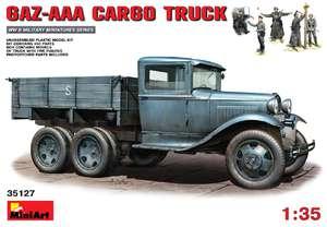 ГАЗ-ААА грузовой автомобиль - 35127 MiniArt 1:35