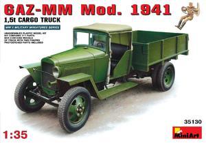 ГАЗ-ММ грузовой автомобиль обр.1941 - 35130 MiniArt 1:35