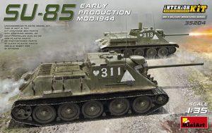 СУ-85 САУ обр.1944 - 35204 MiniArt 1:35