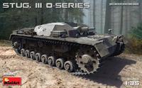 Sturmgeschutz III 0-serie штурмовое орудие - 35210 MiniArt 1:35