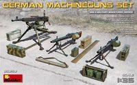 Набор Немецкие пулеметы - 35250 Miniart 1:35