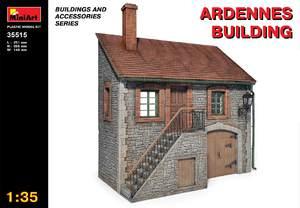 Арденский дом - 35515 MiniArt 1:35