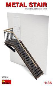 Металлическая лестница - 35525 MiniArt 1:35