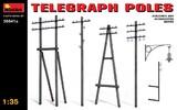 Телеграфные столбы - 35541a MiniArt 1:35
