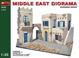 Ближневосточная диорама - 36056 MiniArt 1:35