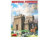 Средневековая крепость - 72004 MiniArt 1:72