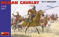 Римская кавалерия IV-V век. 72014 MiniArt 1:72