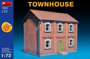 Городской дом - 72026 MiniArt 1:72
