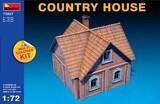 Сельский дом - 72027 MiniArt 1:72