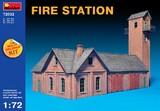 Пожарная часть - 72032 MiniArt 1:72